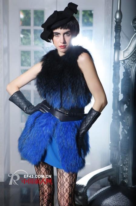 Carmen 卡蔓女装掀起冬季高贵优雅风