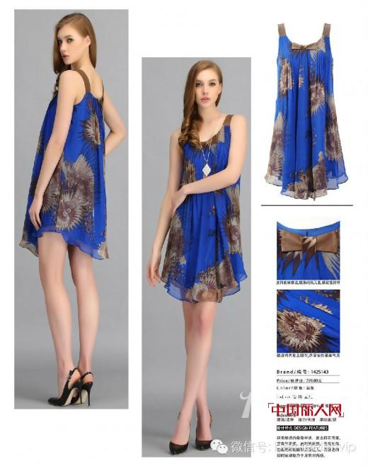没有一条好裙子怎么过夏天  新款夏季连衣裙推荐