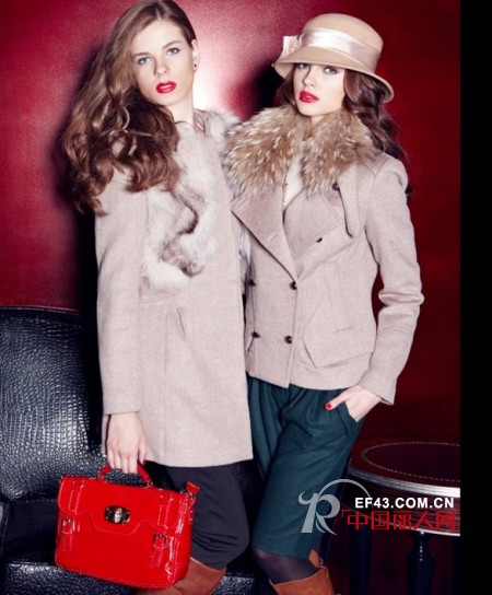 雅轩菲格女装 尽情演绎时尚潮流、典雅的都市风情