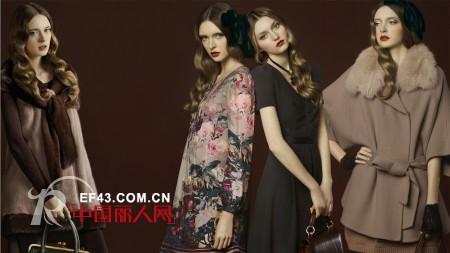 OMNIALUO品牌女装 演绎完美精致生活的梦幻霓裳