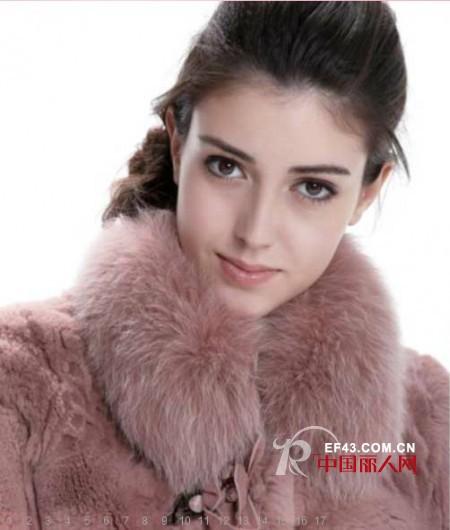 MuXuan时尚女装皮草系列  浪漫奢华的古典浪漫