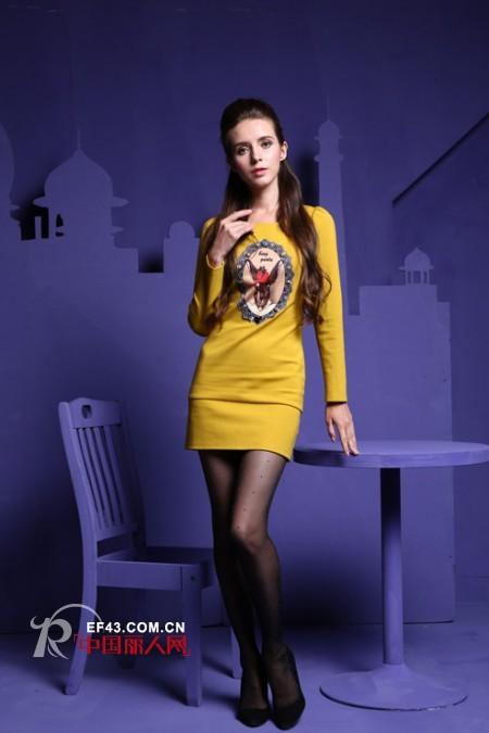 秋季适合穿什么连衣裙 什么连衣裙适合搭配冬装
