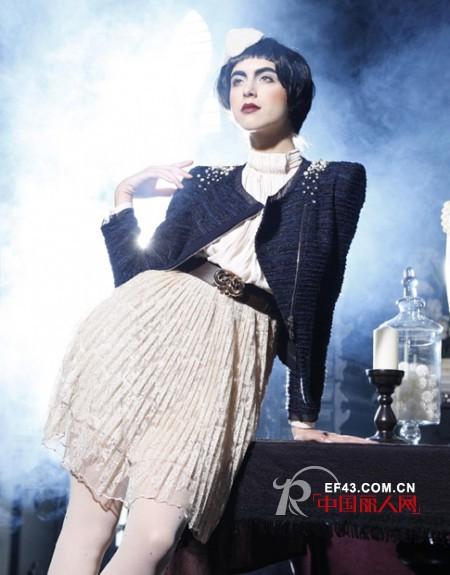 CARMEN女装展现高贵气质 尽显摩登风范