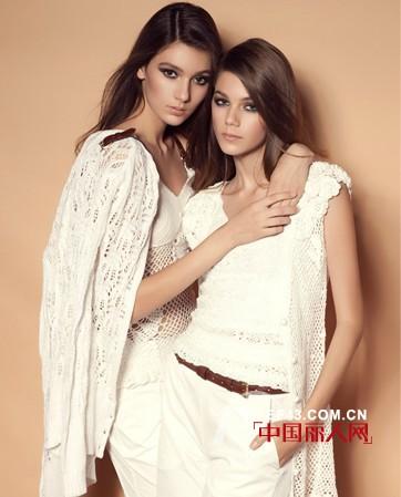 爱特爱女装编织着都市女性的美丽梦想