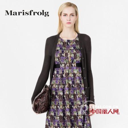 Marisfrolg品牌女装 必备单品教你变身气质女王
