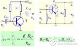 Identification and comparison of three configurations of amplifier circuits, three groups of amplifier circuits ...