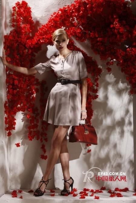 Vanneal薰奈儿女装塑造独立时尚个性都市女性