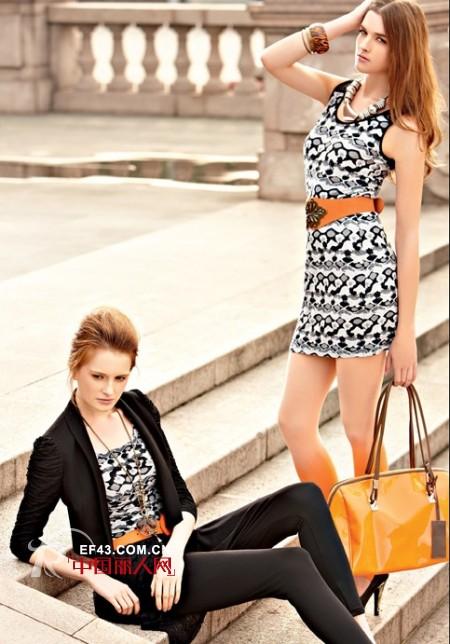 茜雅朵朵潮流女装  开创百亿女装新模式