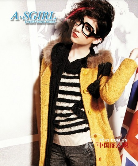 AYILIAN SGIRL俏时尚  以年轻的感性演绎过去的经典