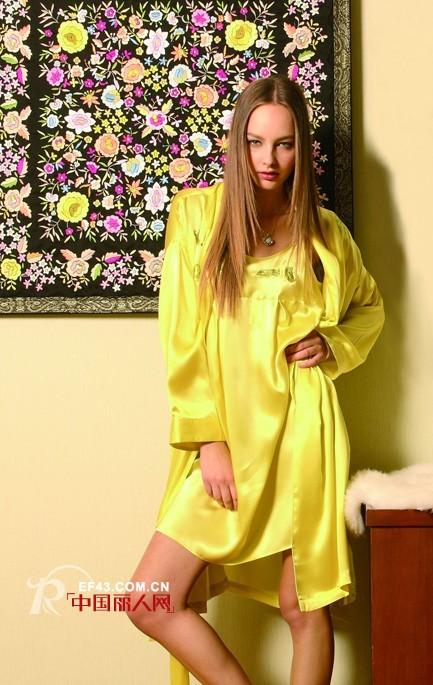 金台绣:一个来自中国传统手工刺绣的真丝睡衣品牌