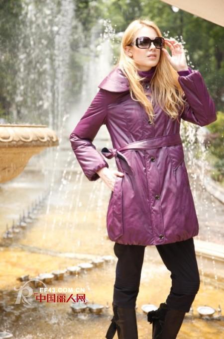 塑造《AILAIZI》品牌欧风时尚、彰显女性服饰着装文化
