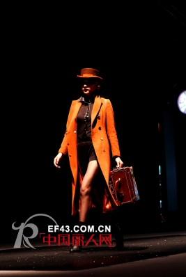 优美世界2012秋冬发布会服装秀大赛成功举行