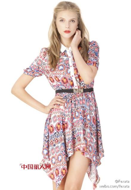 时尚女装品牌FEXATA夏季新品推荐