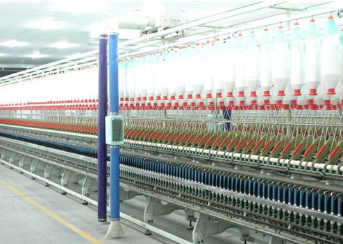 Fujian Textile Industry Moves
