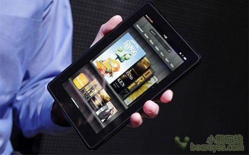 Kindle Fire hardware now loses profit