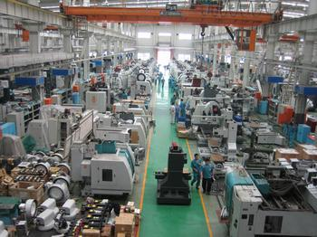 Machine Tool Industry Goal for the Next Three Years: Domestic Machine Tool Occupancy Rate of Over 70%