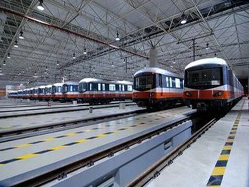 Demand for machine tools in the rail transit industry will increase significantly