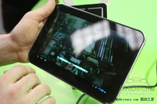 Google Nexus Tablet looks like this?