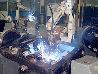 Welding process and other aspects need urgent research and development
