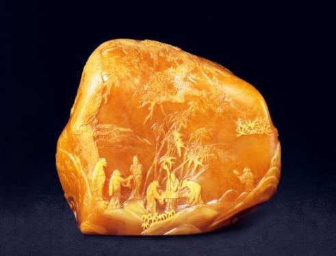 Four indicators tasting Shoushan Stone