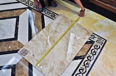 Marble tile prospects are bullish