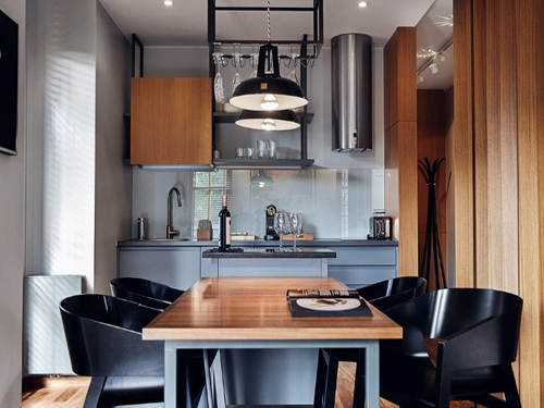Range hood market share of domestic products 100%
