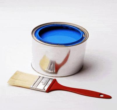 Waterproof coating needs to be painted twice or three times