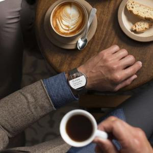 Android Wear debut