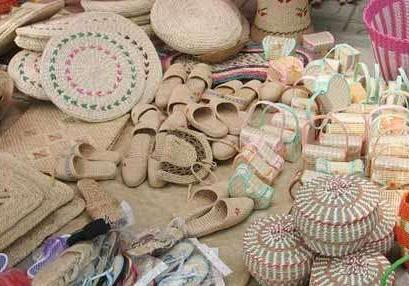 Baiyang Lake Warp Knitting