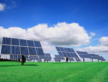 China has great potential for solar energy development