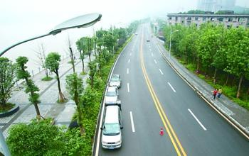 Chongqing builds China's first low-carbon highway