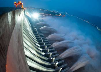 Three Gorges Project works well in 1-3 quarters