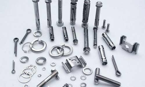 Fasteners seriously affect the quality of industrial products