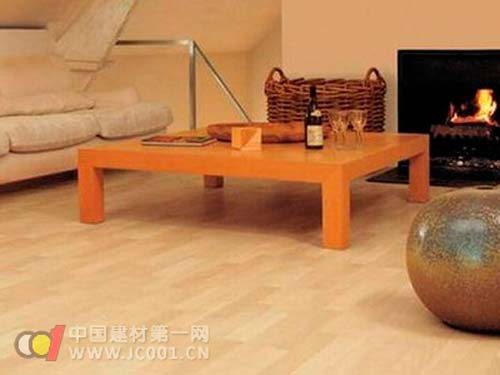 Nanxun's flooring industry is transformed and upgraded in the market