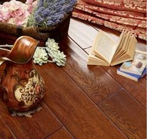 Flooring Industry Development and Housing Dependence