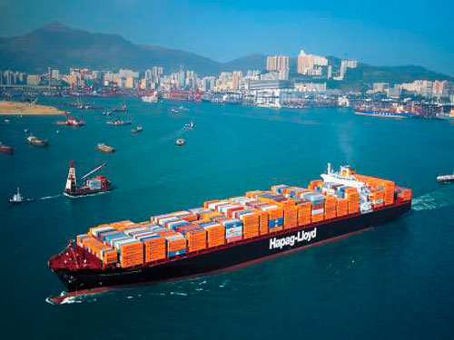 Hapag-Lloyd to build 10 container ships