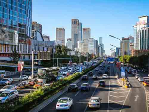 """13th Five-Year"" Smart Transport Development Judgment"