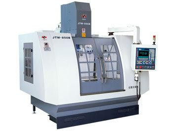Obstruction to the Development of Domestic CNC Machine Tools