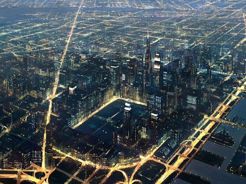 Smart city talks about wisdom