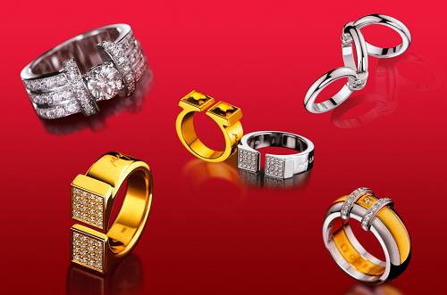 Where to pay attention to buy gold diamonds