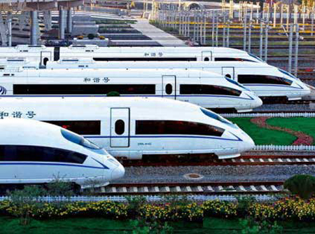 High-speed rail is not domestic? All bearings from foreign companies