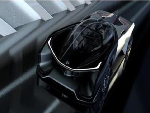 CES2016 Focus: Super Cars
