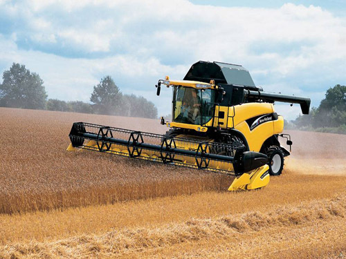 Agricultural Machinery Practices a New Revolution in Manufacturing Technology