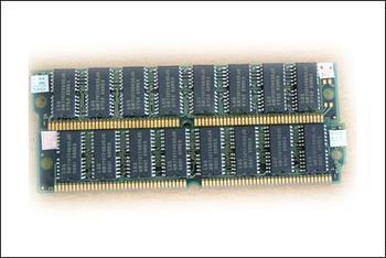 DRAM memory shocks high prices