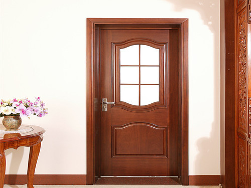 "Solid wood door: health and environmental protection can not ""on paper"""