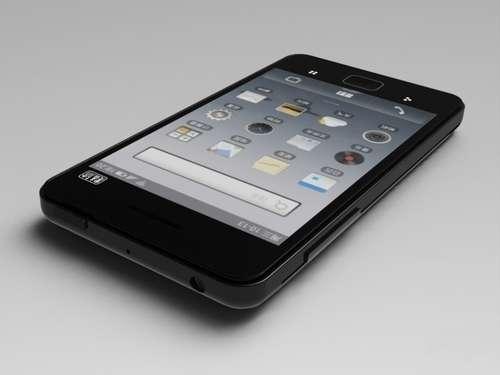 Meizu M9 smartphone