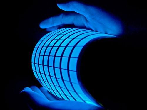 Japan develops high-precision OLED panel technology