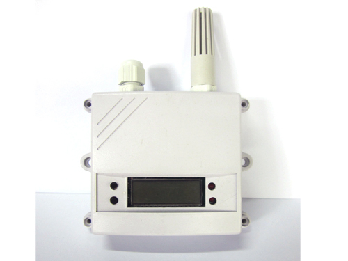 Wireless temperature and humidity sensors help modern agriculture