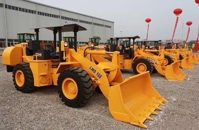 Small construction machinery develops into a hot