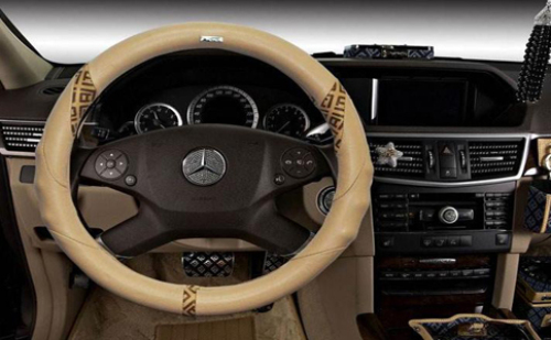 Inventory 2017 hot selling truck steering wheel cover